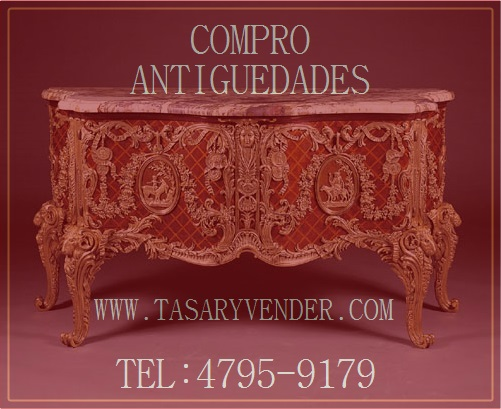 muebles de estilo coloneal frances ingles